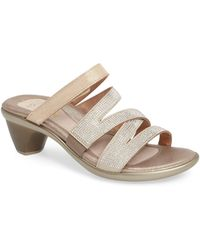 Naot Formal Sandal - Natural