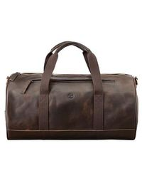 Timberland - Tuckerman Leather Duffel - - Lyst