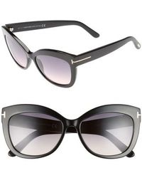Tom Ford - Alistair 56mm Gradient Sunglasses - - Lyst