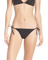 J.Crew | J.crew Playa Miami String Bikini Bottoms | Lyst