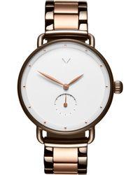 MVMT Bloom Bracelet Watch - Metallic