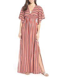 Maaji - Morning Glam Cover-up Maxi Dress - Lyst
