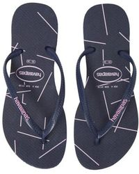 Havaianas - Slimstripes Flip Flop - Lyst