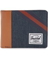 Herschel Supply Co. Roy Rfid Wallet - Blue
