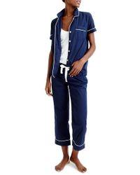 J.Crew | J.crew Vintage Pajamas | Lyst