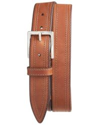 Martin Dingman | Walton Leather Belt | Lyst