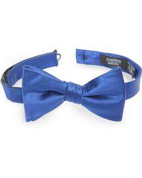 Nordstrom - Solid Silk Bow Tie - Lyst