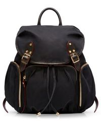 MZ Wallace | 'marlena' Bedford Nylon Backpack | Lyst