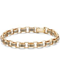 David Yurman - Southwest Link Bracelet - Lyst