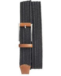 Torino Leather Company - Woven Belt - Lyst