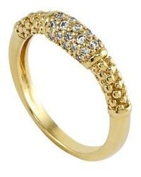 Lagos - Caviar Diamond Ring - Lyst