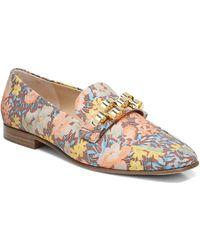 Veronica Beard Alire Chain Loafer - Multicolor