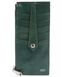 Hobo | 'linn' Leather Card Case | Lyst