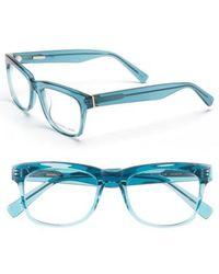 Derek Lam - 51mm Optical Glasses - Ocean Crystal - Lyst