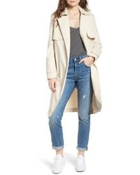 The Fifth Label - Expedition Drape Trench - Lyst