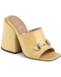 Gucci - Lexi Slide Sandal - Lyst