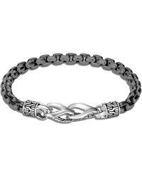 John Hardy Men's Asli Classic Chain Link Bracelet - Metallic