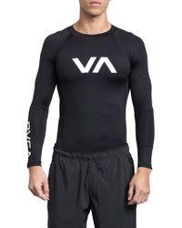 RVCA - Sport Rashguard - Lyst