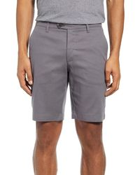 Ted Baker Cortrom Slim Fit Shorts - Gray