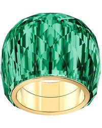 Swarovski Nirvana Ring - Green