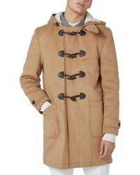 Shop Men's TOPMAN Coats from $50 | Lyst