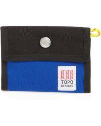 Topo Designs - Snap Wallet - - Lyst