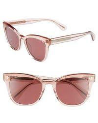 Oliver Peoples - Marianela 54mm Cat Eye Sunglasses - - Lyst