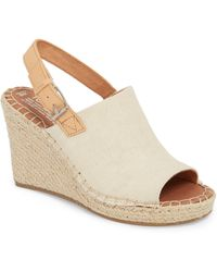 TOMS Monica Slingback Wedge - Multicolor