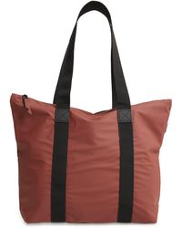 Rains - Rush Waterproof Tote - Lyst
