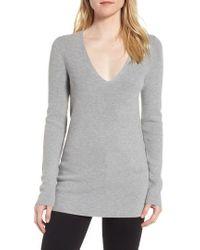 Trouvé - Lace-up Back Sweater - Lyst