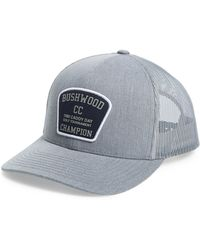 ff5617ed7b5 Lyst - Travis Mathew Cinderella Story Trucker Hat in Gray for Men