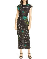 Rachel Comey - New Delirium Cap Sleeve Dress - Lyst