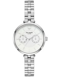 Kate Spade - Holland Multifunctional Bracelet Watch - Lyst