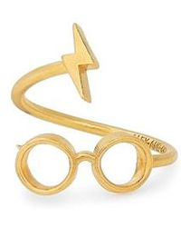 ALEX AND ANI - Harry Potter(tm) Glasses Wrap Ring - Lyst
