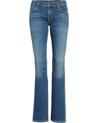 Citizens of Humanity 'emannuelle' Bootcut Jeans - Blue