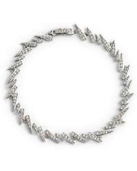 Nadri | Sparkle Bracelet | Lyst