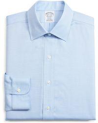 Brooks Brothers - Regular Fit Print Dress Shirt - Lyst