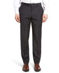 Bensol - Pin Dot Wool Trousers - Lyst