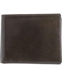 Johnston & Murphy - Flip Billfold Leather Wallet - Lyst