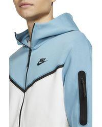 Nike Sportswear Tech Fleece Zip Hoodie - Multicolor