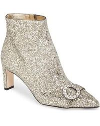 Jimmy Choo - Hanover Bootie - Lyst