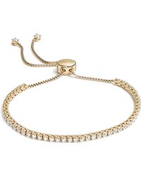 Nadri - Cubic Zirconia Tennis Bracelet - Lyst