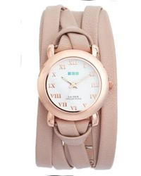 La Mer Collections - Saturn Double Wrap Watch - Lyst
