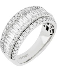 Bony Levy - Mixed Diamond Ring (nordstrom Exclusive) - Lyst