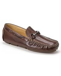 Sandro Moscoloni | Neil Embossed Loafer | Lyst