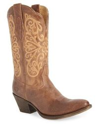 Ariat - Terra Bella Western Boot - Lyst