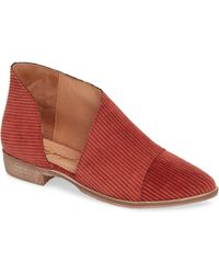 Free People - 'royale' Pointy Toe Flat - Lyst