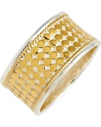 Anna Beck - Band Ring (nordstrom Exclusive) - Lyst