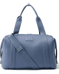 Dagne Dover 365 Large Landon Neoprene Carryall Duffle Bag - Blue