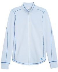 Tommy Bahama | Jen And Terry Full Zip Top | Lyst